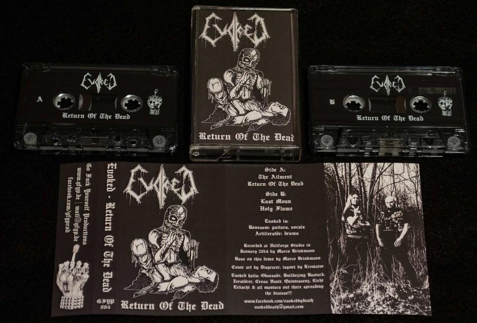 Evoked - Return Of The Dead